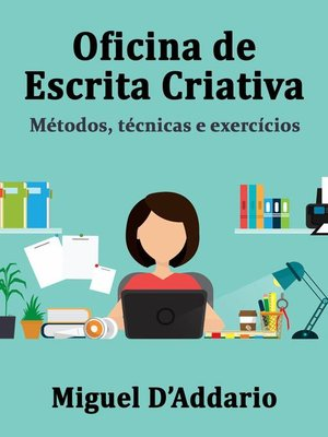 cover image of Oficina de Escrita Criativa